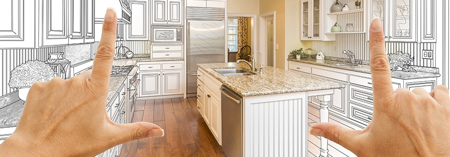Kitchen remodeling tips Charlotte NC