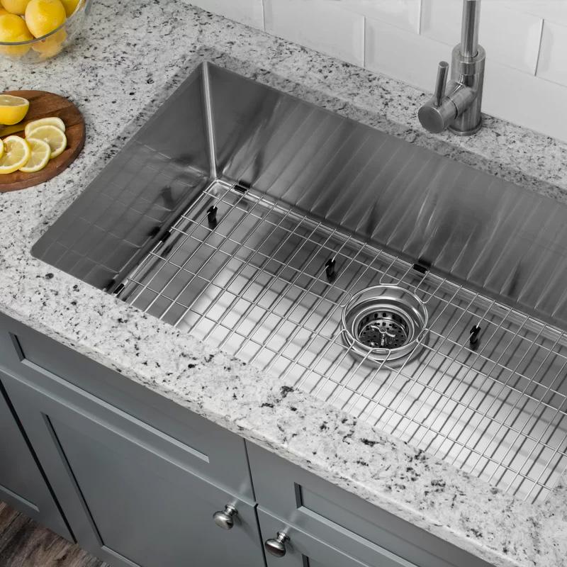 single-kitchen-sink-stainless-steel