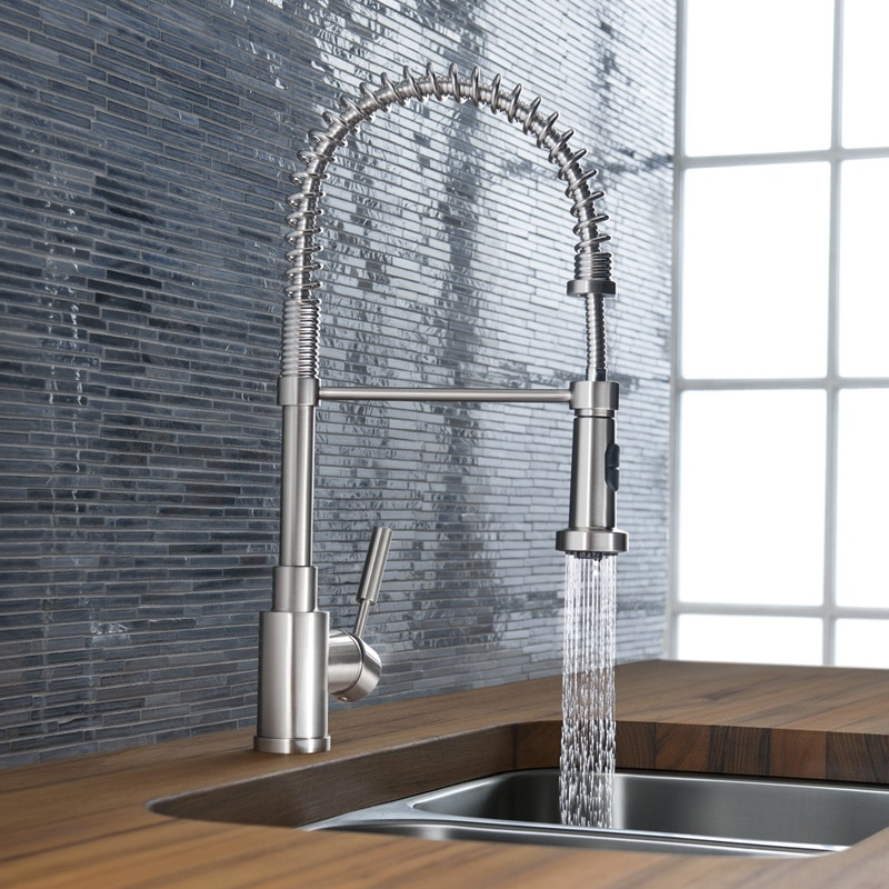 commercial grade kitchen faucet Charlotte