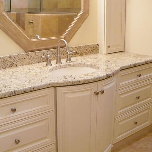 Granite vanity top Charlotte