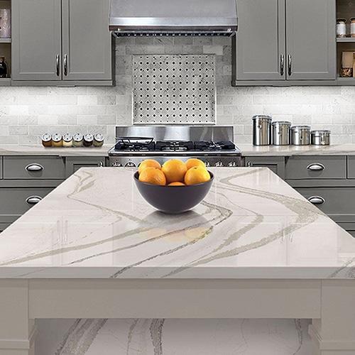 quartz kitchen countertops Charlotte