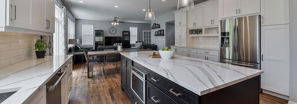 Kitchen cabinet remodel Charlotte