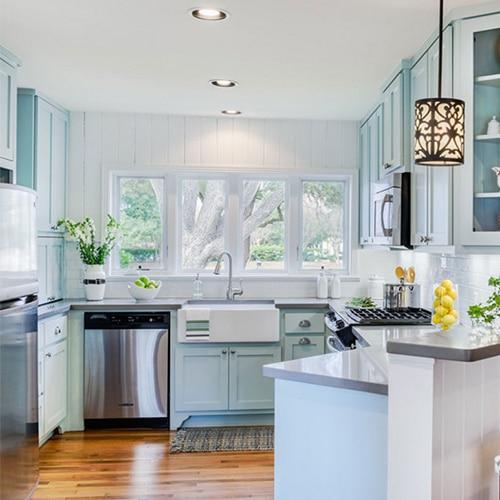 Frameless kitchen cabinets Charlotte