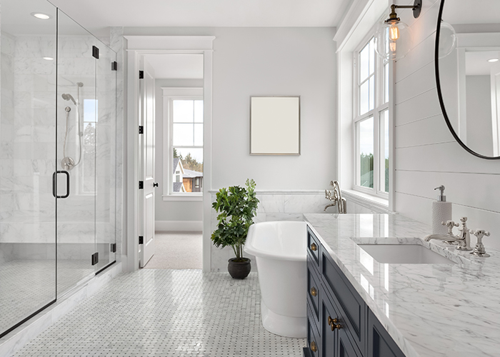 bath remodeling Charlotte