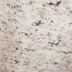 Giallo Ornamental White granite