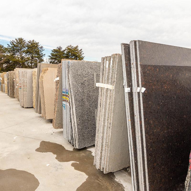 kitchen countertops granite slabs in Charlotte