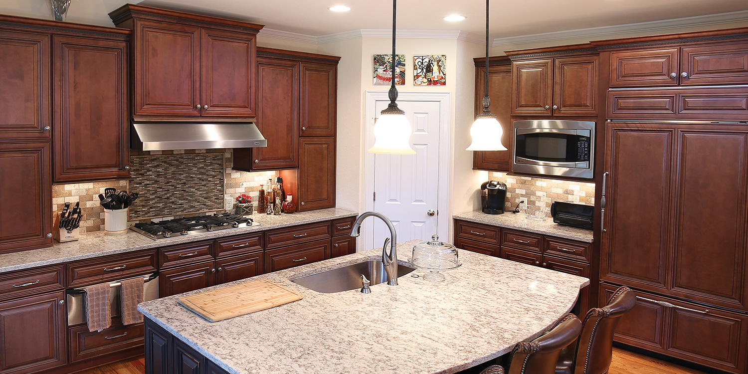 Carolina Heartwood Cabinetry kitchen cabinets Charlotte