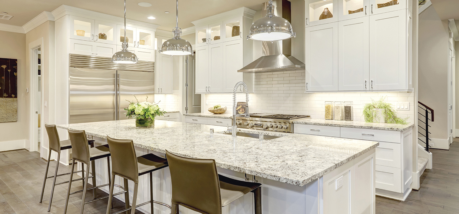 granite countertops Charlotte kitchen and bath remodeling