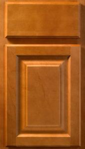 Saginaw-honey-stain-kitchen-cabinet-door