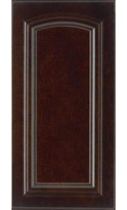 Langdon-5-piece Arch-Espresso-door