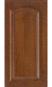 Langdon 5-piece Arch-Mocha-door