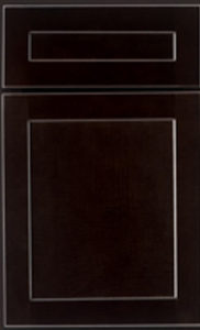 Rossister 5-piece-Double-Espresso-Door