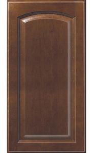 Weston-5-piece-Arch-Mocha-door