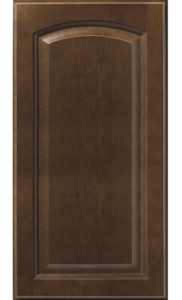 Weston-5-piece-Arch-Nutmeg-door