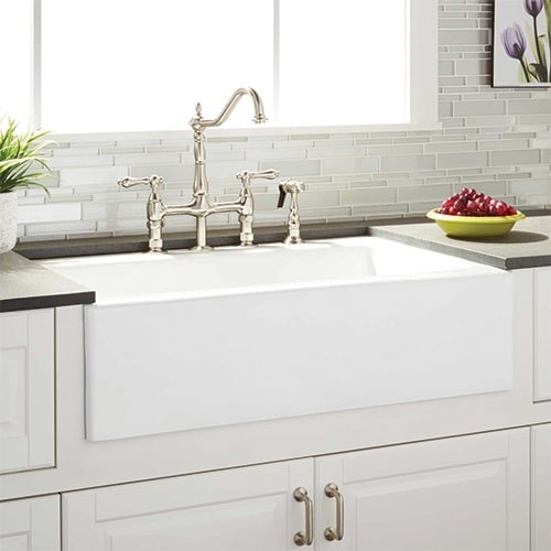 dual-kitchen faucet-handles Charlotte