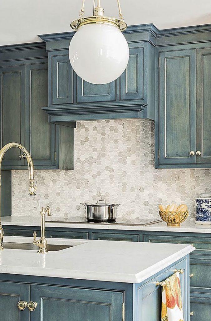 Charlotte kitchen backsplash installation