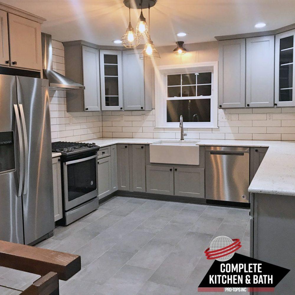 Gray Kitchen Drena 2